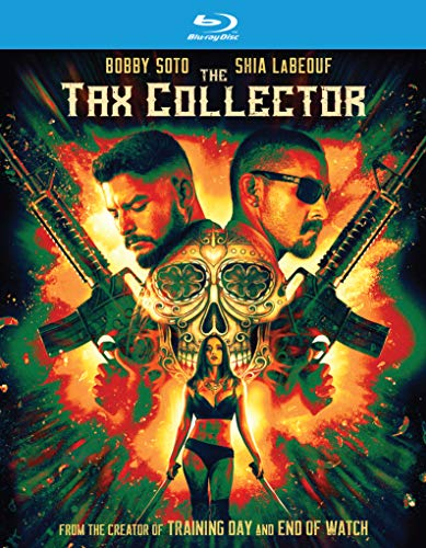The Tax Collector Labeouf Soto Blu Ray Nr