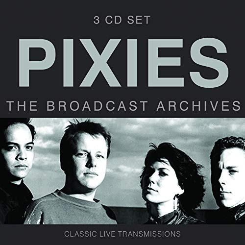 pixies-broadcast-archives-3-cd