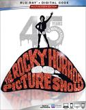 Rocky Horror Picture Show Curry Bostwick Sarandon (45th Anniversary Edition) Blu Ray Dc R