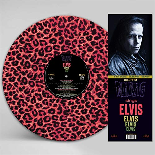 Danzig Sings Elvis A Gorgeous Pink Amped Exclusive