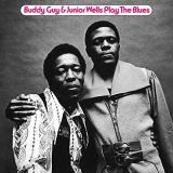 Buddy Guy & Junior Wells Play The Blues Featuring Eric Clapton 180g Translucent Gold Vinyl