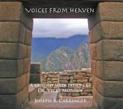 Joseph & Sr. Vicki Monroe Carringer Voices From Heaven A Guided Meditation Local