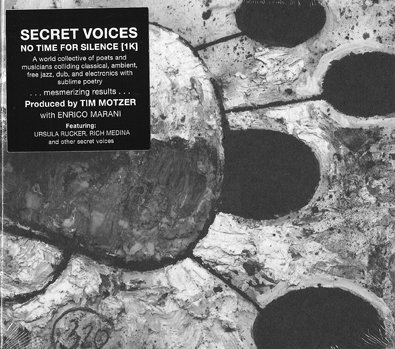 Secret Voices No Time For Silence