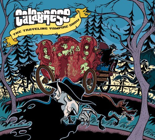 Calabrese Traveling Vampire Show