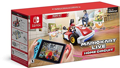 Nintendo Switch Mario Kart Live Home Circuit Mario Set **limit One Per Customer**