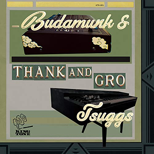 Budamunk & Tsuggs Thank & Gro Amped Non Exclusive