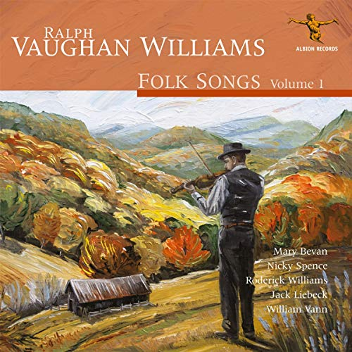 Williams Bevan Vann Folk Songs 1