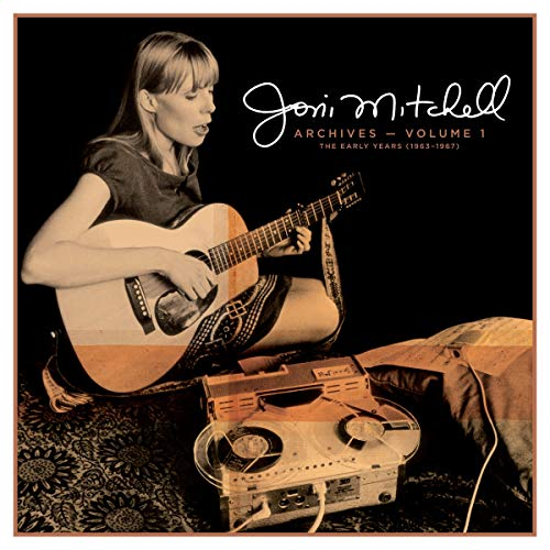 Mitchell Joni Joni Mitchell Archives Vol. 1 The Early Years (1963 1967) 5 Discs