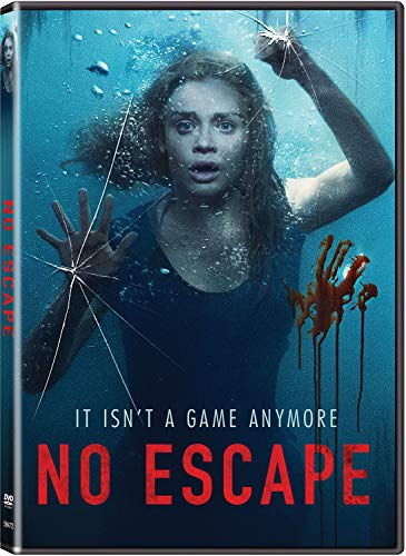 no-escape-keegan-roden-dvd-nr
