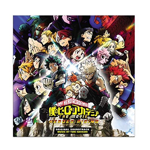my-hero-academia-heroes-rising-original-motion-picture-soundtrack-splatter-colored-vinyl-2-lp-150g-splatter-colored-vinyl