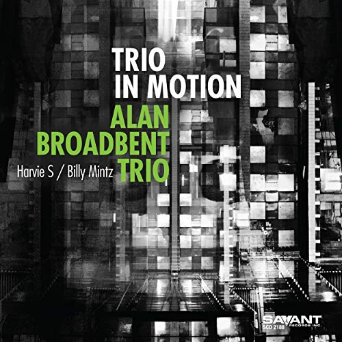 Alan Broadbent Trio Trio In Motion Amped Exclusive