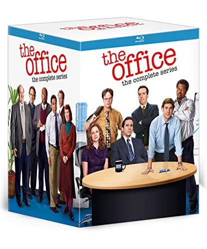 The Office Complete Series Blu Ray Mod This Item Is Made On Demand Could Take 2 3 Weeks For Delivery