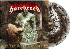 Hatebreed Weight Of The False Self (bone Amped Exclusive