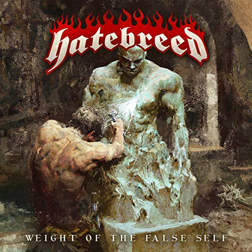 Hatebreed Weight Of The False Self Amped Exclusive