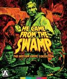He Came From The Swamp The William Grefé Collection Blu Ray Nr