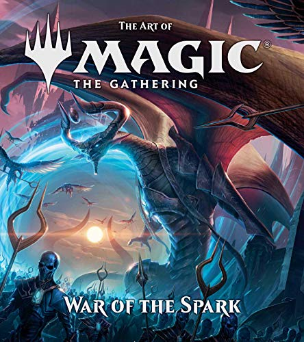 james-wyatt-the-art-of-magic-the-gathering-war-of-the-spark