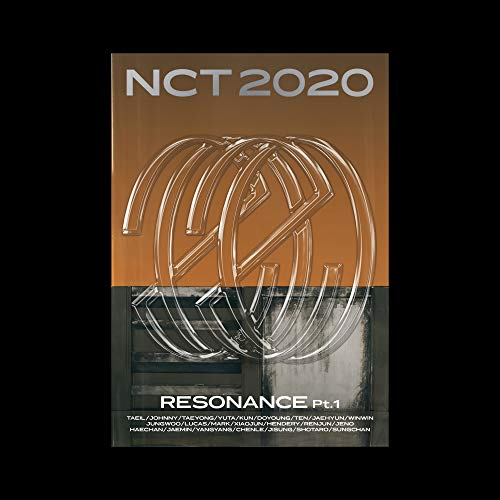 Nct Nct 2020 The 1st Album 'nct 2020 Resonance Pt. 1' [the Future Ver.] Future Ver.