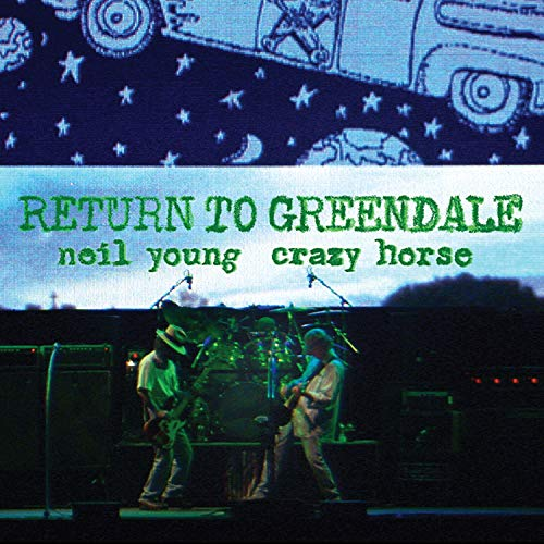 Neil Young & Crazy Horse Return To Greendale 2cd