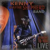 Kenny Wayne Shepherd Band Straight To You Live Cd+dvd