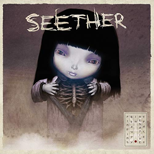 Seether Finding Beauty In Negative Spaces 2 Lp Opaque Lavender Vinyl