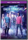 Bill & Ted Face The Music Reeves Winter DVD Pg13