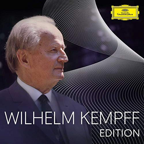 Wilhelm Kempff Wilhelm Kempff Edition 80 CD Box Set