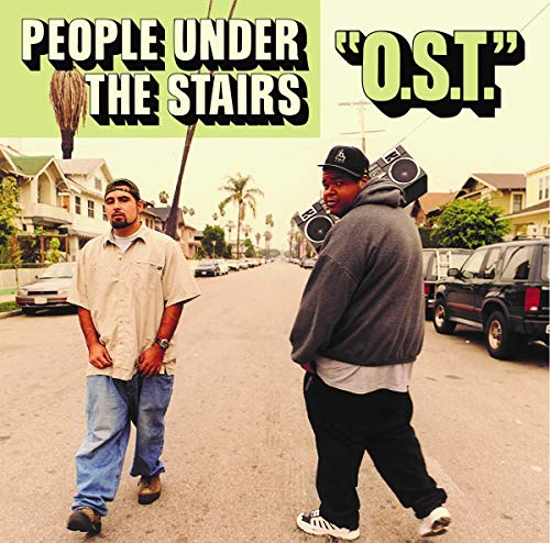 People Under The Stairs O.S.T. 2 Lp