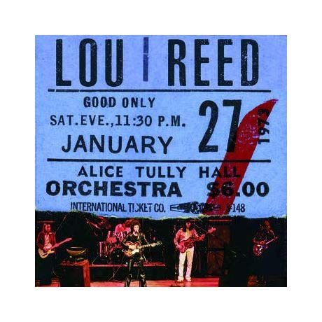 lou-reed-lou-reed-live-at-alice-tully-hall-january-27-1973-2nd-show-2-lp-150g-vinyl-opaque-burgundy-vinyl-rsd-bf-2020