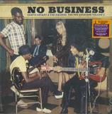 Curtis Knight & The Squires Feat. Jimi Hendrix No Business The Ppx Sessions Volume 2 150g Vinyl Brown Vinyl Rsd Bf 2020