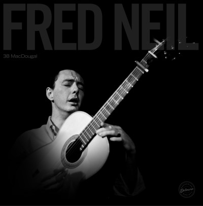 fred-neil-38-macdougal-clear-vinyl-rsd-exclusive-limited-to-1-000-lp
