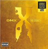 Dmx Dmx The Legacy 2 Lp Translucent Red Vinyl Rsd Bf 2020
