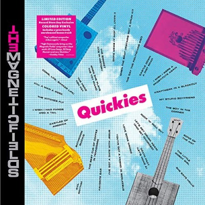 magnetic-fields-quickies-transparent-magenta-vinyl-rsd-bf-2020-ltd-1000