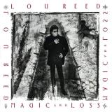 Lou Reed Magic & Loss 2lp 180g W D Side Etching Rsd Bf 2020 Ltd. 3300