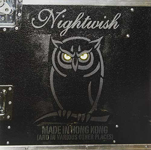 Nightwish/Made in Hong Kong (clear / white splatter)@Indie Exclusive, ltd to 300