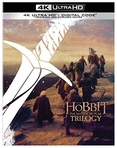 The Hobbit Trilogy 4kuhd Nr
