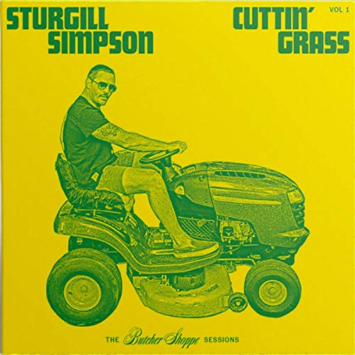 sturgill-simpson-cuttin-grass-vol-1-the-butcher-shoppe-sessions-black-vinyl-2-lp