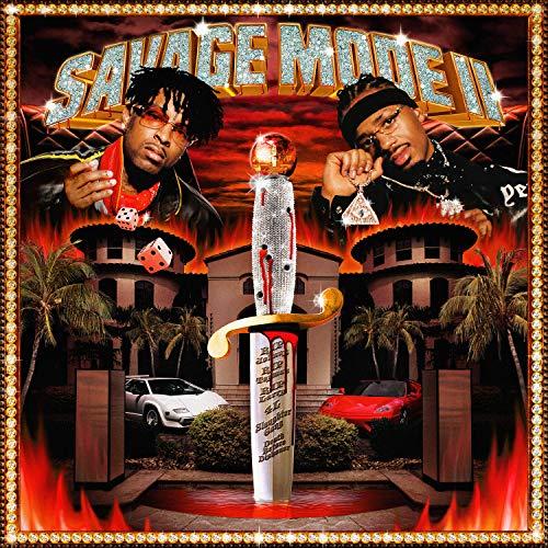21-savage-metro-boomin-savage-mode-ii-red-vinyl-140g