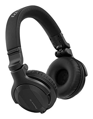 Pioneer Dj/HDJ1 Cue1 Bluetooth Headphones (Black)@Black