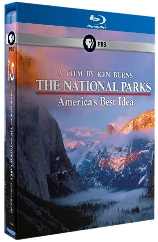 National Parks America's Best Idea Ken Burns Blu Ray