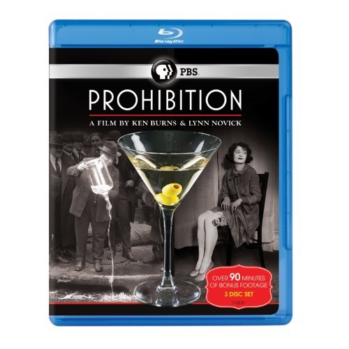 Prohibition Ken Burns Blu Ray