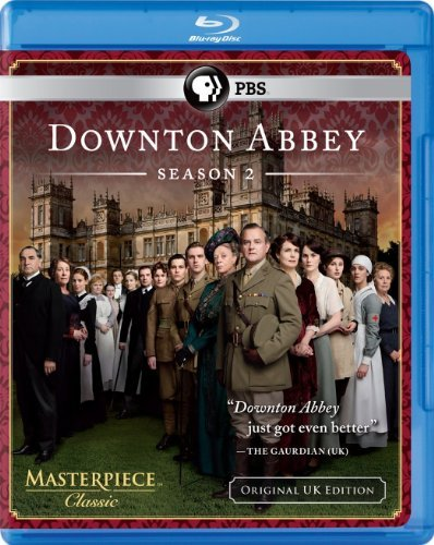 Downton Abbey Season 2 Blu Ray Nr Ws