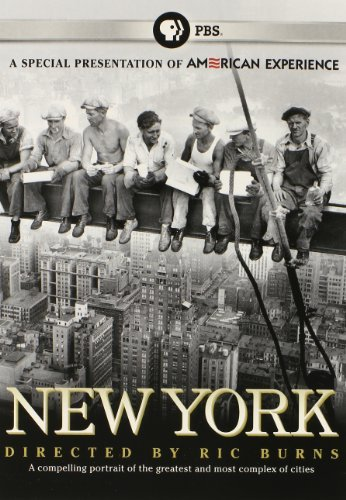 New York A Film By Ric Burns American Experience Clr Bw Ws Nr 8 DVD