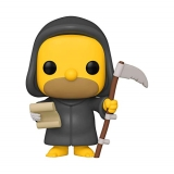 Pop Simpsons Grim Reaper Homer Treehouse Of Horror