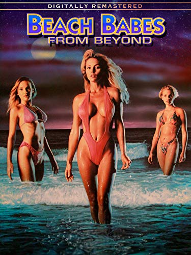 Beach Babes From Beyond Posey Estevez DVD Nr