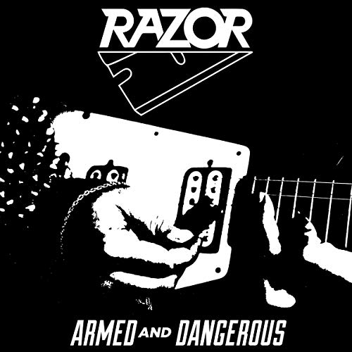 Razor Armed & Dangerous (reissue)