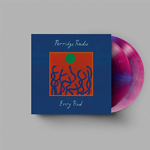 Porridge Radio Every Bad (purple & Blue Nebula Vinyl) Indie Exclusive 2lp