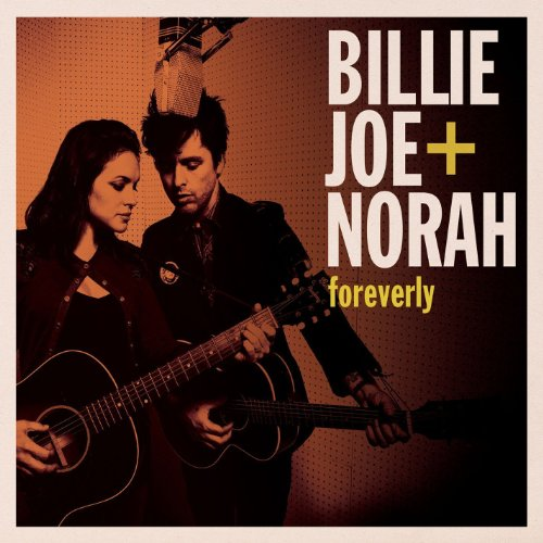 Billie Joe + Norah Foreverly (orange Vinyl) Orange Ice Cream Vinyl Syeor Exclusive