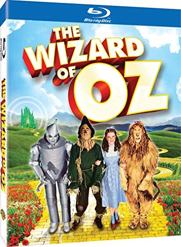 Wizard Of Oz Garland Hamilton Bolger Haley Blu Ray Travelposter Line Look
