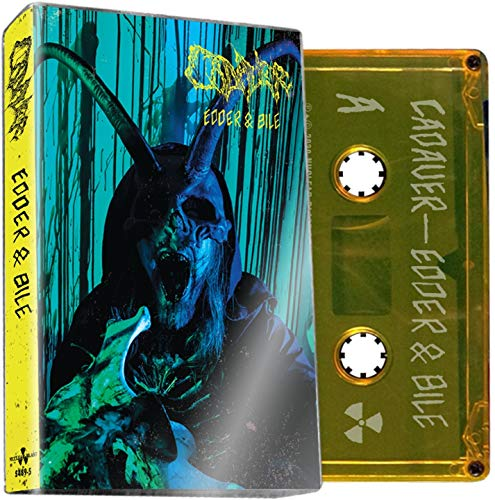 Cadaver Edder & Bile (yellow Cassette) Amped Exclusive