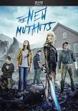 The New Mutants Williams Taylor Joy Heaton DVD Pg13